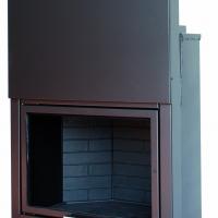 Ενεργειακή Αερόθερμη Εστία Ίσια MOR730E
