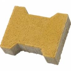 Κυβόλιθος Διπλό Τάφ Κίτρινο